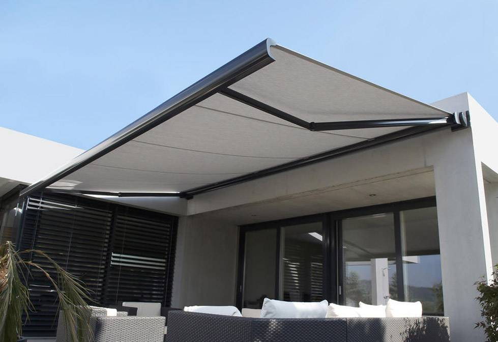 Folding Arm Awnings Melbourne Retractable Blinds4Less