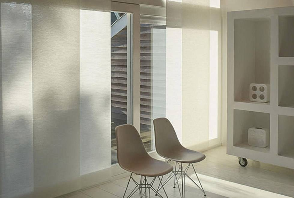 Panel Glide Blinds Melbourne